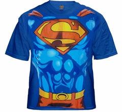 Superman Costume T-Shirt