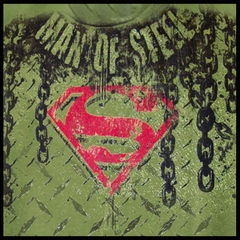 "Superman ""Steel"" T-Shirt"