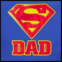 "Superman ""Super Dad"" T-Shirt"