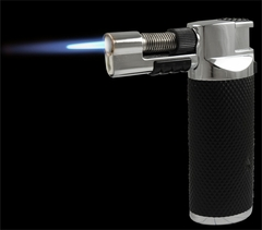 Switch Flame Butane Torch Pipe Lighter