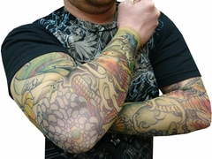 Tattoo Sleeves - Authentic Sleeves Brand Pair of Japanese Tattoo Sleeves (Pair)