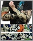 Tattoo Sleeves - Prison Ink Temporary Tattoo Sleeves (Pair)