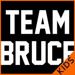 Team Bruce Kids T-shirt