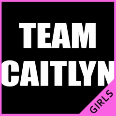 Team Caitlyn Jenner Ladies T-shirt