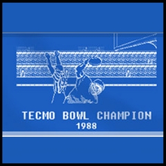 Tecmo Bowl Champion 1988 T-Shirt