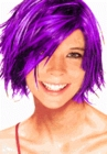 Temporary Spray In Hair Color (Purple)
