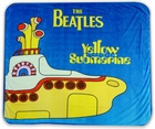 "The Beatles ""Yellow Submarine"" Micro Raschel Fleece Throw Blanket"