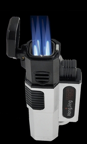 "The ""Crematory"" Super Burn 4 Torch Lighter"