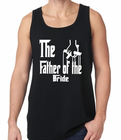 The Father of the Bride Funny Tank Top