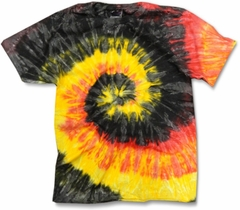 "The ""Kingston"" Tie Dye Mens T-Shirt"
