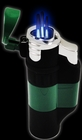 """The New """"Incinerator"""" Tri-Torch Lighter"""