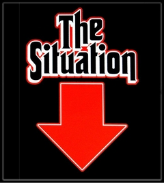 """The Situation """"Down There"""" T-Shirt"""