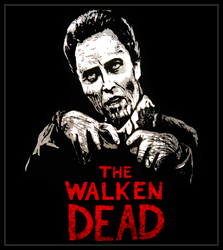 The Walken Dead Men's T-Shirt