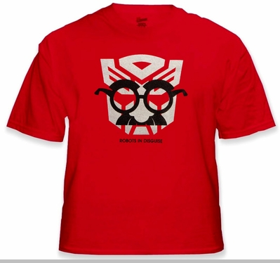 Transformers Robots in Disguise T-Shirt<!-- Click to Enlarge-->