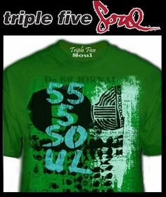 Triple Five Soul Clothing :: Triple 5 Soul T-Shirts
