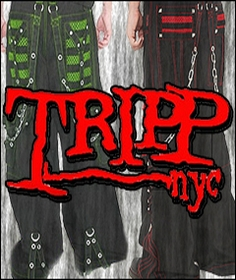 Tripp NYC Clothing - Tripp Bondage Pants and Tripp NYC Clothing