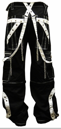 "Tripp NYC ""Dungeon Dweller"" Bondage Pants<!-- Click to Enlarge-->"