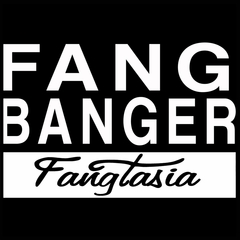 True Blood Fangtasia Fang Banger Men's T-shirt