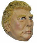Halloween Mask - Trump Mask - Trump Natural Latex Mask
