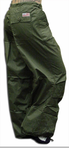 UFO Girly Snow Pants (Olive)<!-- Click to Enlarge-->