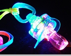 Ultimate Candy Raver LED Pacifier <!-- Click to Enlarge-->