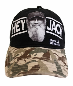 """Uncle Si """"Hey Jack"""" Duck Dynasty Cap"""