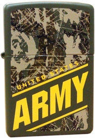 United States ARMY Zippo Lighter