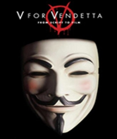 V For Vendetta T-Shirts