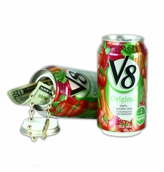 V8 Vegetable Juice Diversion Safe