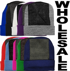 Wholesale Headspin Beanies - Only $7.50 Each! (12 Pack)