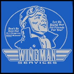 Wingman Services T-Shirt