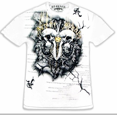 """Xzavier Da Grind """"Ace of Spades"""" T-Shirt<!-- Click to Enlarge-->"""