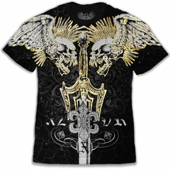 "Xzavier Da Grind ""Screaming Skulls"" T-Shirt"