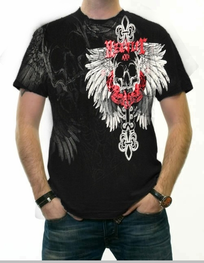 """Xzavier """"Eye of the Beholder"""" T-Shirt<!-- Click to Enlarge-->"""