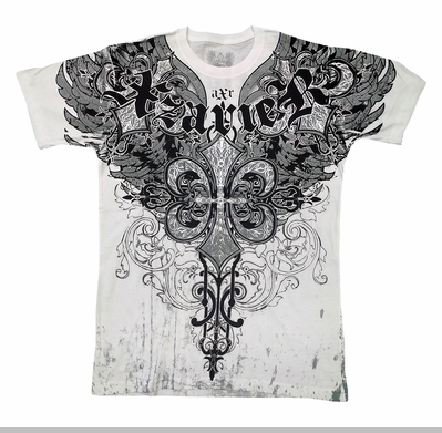 Xzavier Retribution Mens T-shirt<!-- Click to Enlarge-->