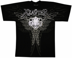 "Xzavier ""The Pilot"" T-Shirt (Black)"