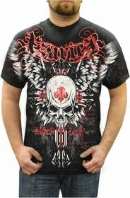 "Xzavier ""Unforgiven"" T-Shirt (Black)"