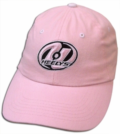 Youth Size Heelys Adjustable Hat (Pink)