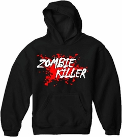 "Zombie Killer ""Blood Splatter"" Hoodie"