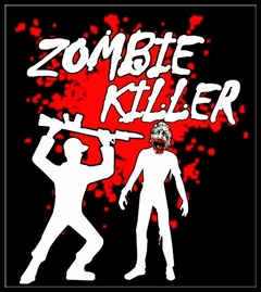 Zombie Tees - Zombie Killer Mens T-Shirt