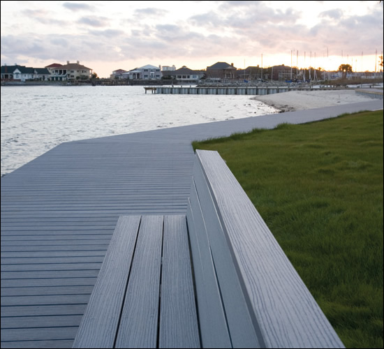 TimberTech® DockSider Deck Boards
