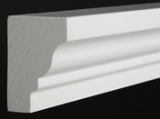 Rams Crown Moulding - Click for detail drawing