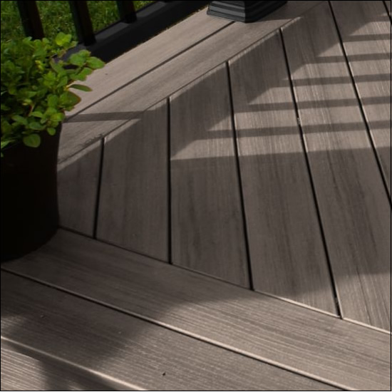 TimberTech® Terrain® Deck Boards