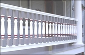 Usage Photos - Balusters (Exterior)