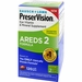 PreserVision AREDS 2 Vitamin & Mineral Supplement 120 Count Soft Gels