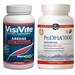 VisiVite Premier Ocular Formula Number 2 Combo<br>Nutritional Eye Vitamin Formulas based on AREDS 2