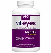 Viteyes AREDS Formula - 3 month  supply
