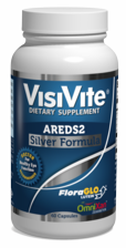 VisiVite AREDS 2 Eye Vitamins  - Natural, Pure, Precise