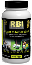 R.B.I. Vision Performance® Nutritional Supplement - 30 Capsules