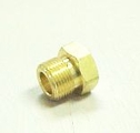 92 Western / N-73 Superior CGA580 Brass Nut (1-Pack)